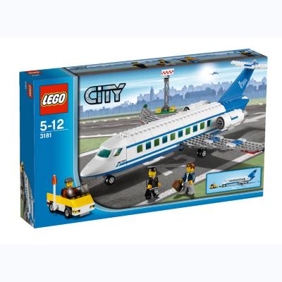 City Passenger Plane - 3181 3181