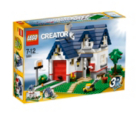 LEGO Creator - 3 in 1 Town House Set - 5891