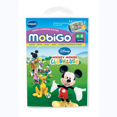 Vtech Mobigo Learning Software - Mickey Mouse