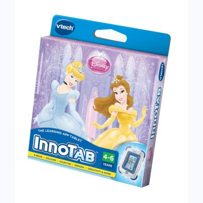 Vtech InnoTab Software Disney Princess 230203