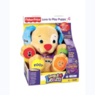Fisher Price Laugh and Learn Puppy Love - G2810