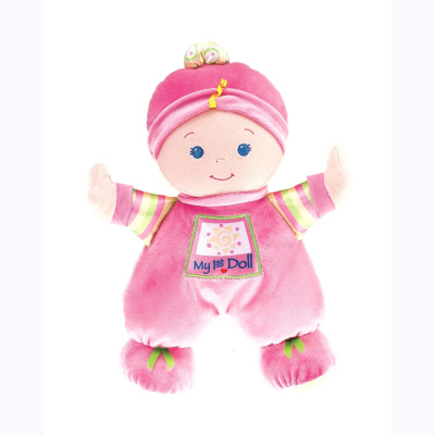 Laugh and Learn Cuddly Doll- M6144