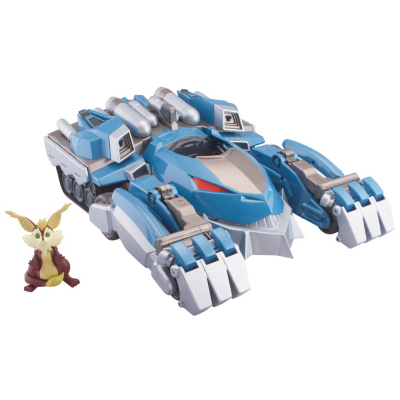 Thundercat Tank on Thundercats Deluxe Thunder Tank With Snarf Figure   The Thunder Tank