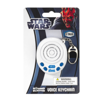 Star Wars Sound Blaster Key Chain - SB003