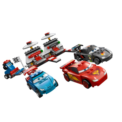 City Ultimate Race Set - 9485 9485