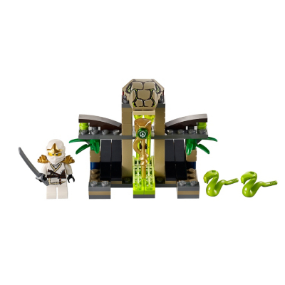 LEGO Ninjago Venomari Shrine - 9440