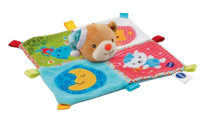 VTech Electronics Vtech Sweet Bears Comforter - 128403 812840