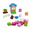 LEGO Duplo - Pink Brick Box - 4623 alternative view