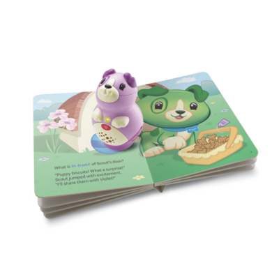 Tag Junior Violet Book Pal 21202