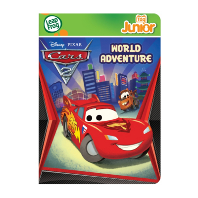 Tag Cars 2 Junior Book 20565