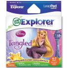 LeapFrog Explorer Learning Game - Tangled the Disney story of Rapunzel