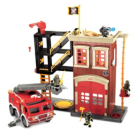 Fisher Price Fire Truck - N0764