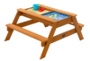 Plum Surfside Wooden Sand Pit and Water Picnic Table alternative view