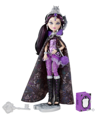 Ever After High Legacy Day Raven Queen Doll