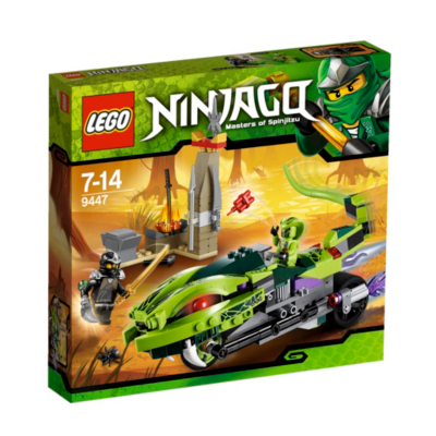 Ninjago - Lashas Cycle 9447