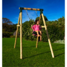 Plum Bush Baby Wooden Swing