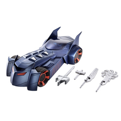 Power Attack Total Destruction Batmobile