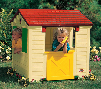 Little Tikes Playhouse - Natural