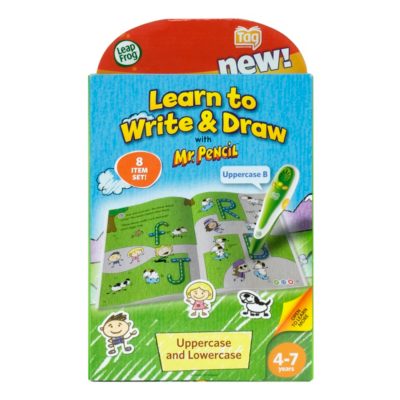 Learn to Write and Draw 20196