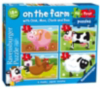 On the Farm - 4 x Jigsaw Puzzles main view