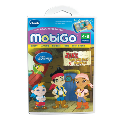 Vtech Mobigo Learning Software - Jake and the