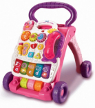 Vtech First Steps Baby Walker - Pink