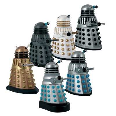 YOAT Electronic Daleks with Light and