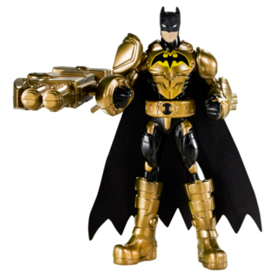 Power Attack Figting Piston Punch Batman