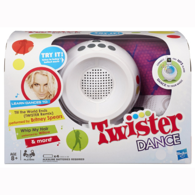 Twister Dance Music Game