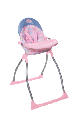 Baby Born 3 in 1 Highchair 816189