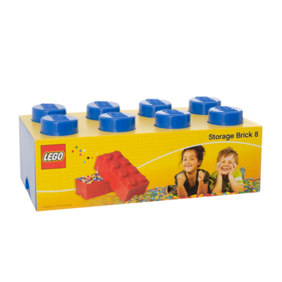12 Litre Storage Brick 8 Blue L4004B.00 - CLICK FOR MORE INFORMATION