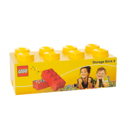 12 Litre Storage Brick 8 Yellow L4004Y.00 - CLICK FOR MORE INFORMATION