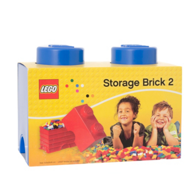 2.7 Litre Storage Brick - Blue L4002B.00 - CLICK FOR MORE INFORMATION