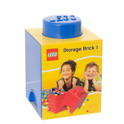 1.2 Litre Storage Brick - Blue L4001B.00 - CLICK FOR MORE INFORMATION