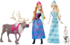 Disney Frozen Friends Collection 4 Pack Gift Set