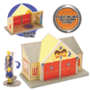 Fireman Sam Playset main view