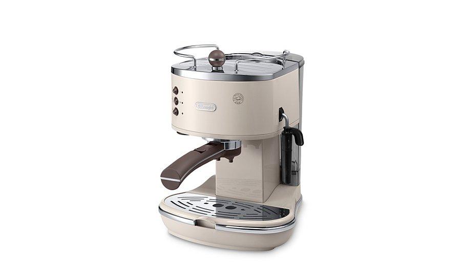 DeLonghi Icona Vintage Pump Espresso Coffee Machine Home & Garden George at ASDA
