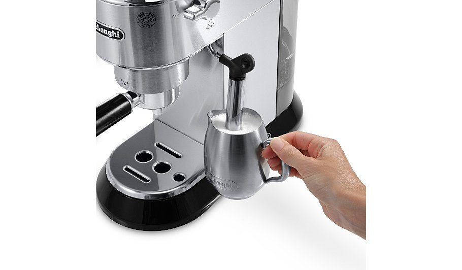 DeLonghi EC680M Premium Pump Coffee Machine Home & Garden George at ASDA