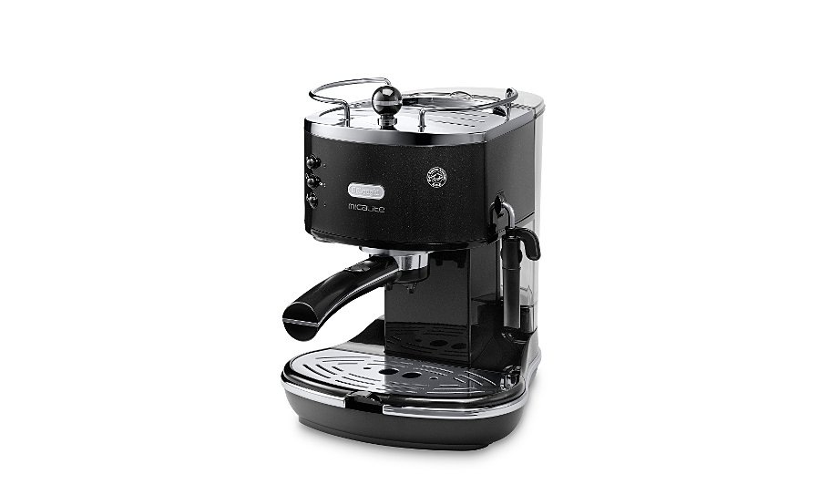 delonghi micalite coffee machine instructions