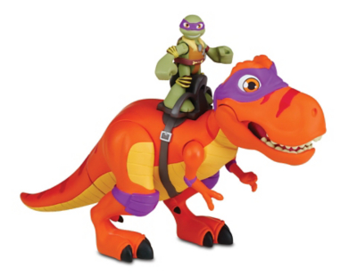 Turtles Half-Shell Heroes T-Rex and Donnie | Kids | George at ASDA