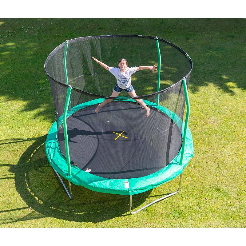 Asda 10 Foot Jumpking Trampoline £99.00 (£101.95 Delivered