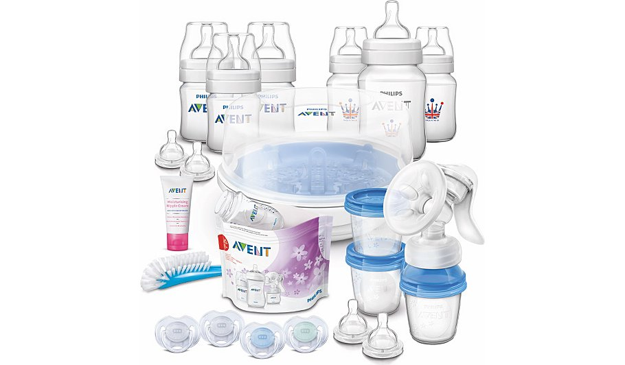 Baby Gift Set Asda : Philips avent classic essentials kit baby george at asda