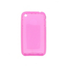 iPhone 3 Gel Case - Pink