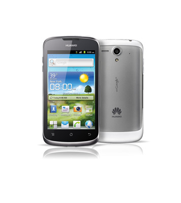 Huawei Ascend G300 Mobile Phone - Vodafone
