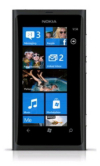 Nokia Lumia 800 Mobile Phone main view