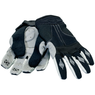 Shasta Cycling Gloves Size S/M, Black 1002289
