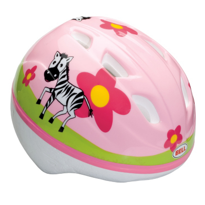 Zebra Helmet Value Pack, Pink 1004292
