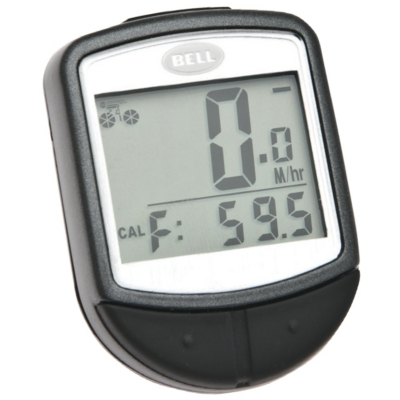 Wireless Bicycle 15 Function Speedmeter,