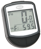 Bell Wireless Bicycle 15 Function Speedmeter
