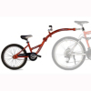 WeeRide aluminium Tag along Trailer Bike - Red main view